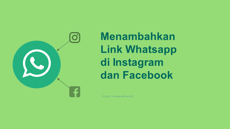 membuat link whatsapp