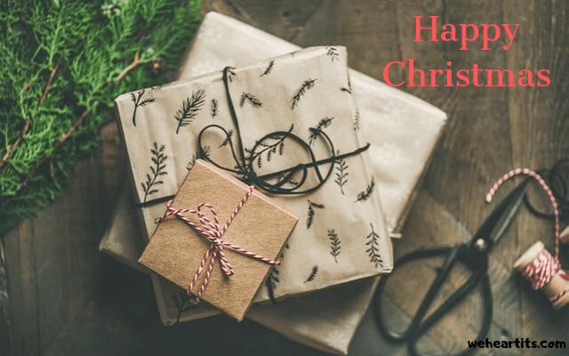 merry christmas wish gif