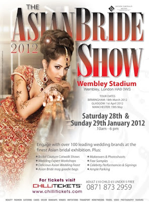 Asian Bride Show Is 91
