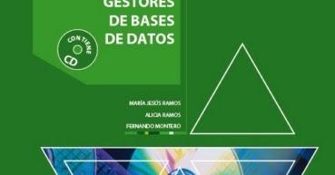 Libros Universitarios Sistemas Gestores De Base De Datos Pdf