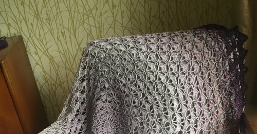 Beautiful Skills Crochet Knitting Quilting Lotus Flower Blanket