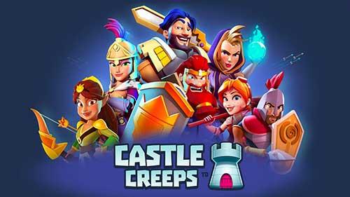 تحميل Castle Creeps TD مهكرة