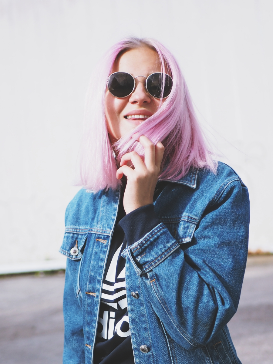 PINK HAIR DON'T CARE | LOREAL COLORISTA WASHOUT #PINKHAIR | Fashion Statement
