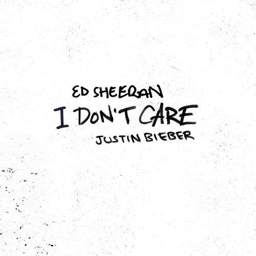 Ed Sheeran & Justin Bieber - I Don't Care (Single 2019) M4A