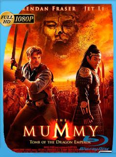 La Momia: La Tumba Del Emperador Dragon [2008] HD [1080p] Latino [GoogleDrive] SilvestreHD