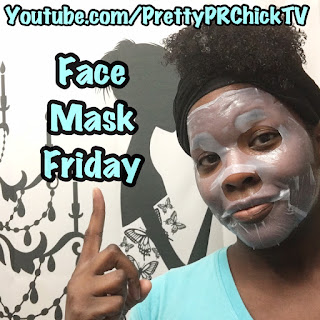 Face Mask Friday Ep. 2  Balancing Recovery Mask  PrettyPRChickTV