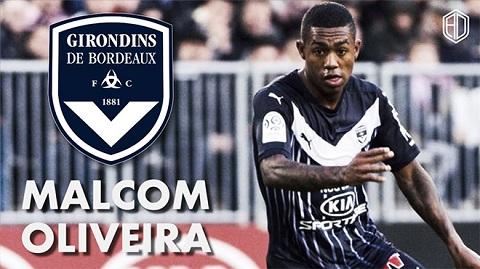 Cầu thủ Malcom Filipe Silva de Oliveira