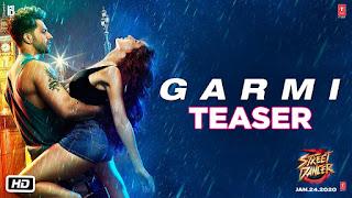Garmi Song Lyrics - Street Dancer 3D