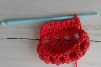 crochet soap saver tutorial