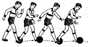 Cara Menggiring Bola dan Menyundul Bola Yang Baik dan Benar dalam Permainan Sepak Bola Materi Sekolah    Cara Menggiring Bola dan Menyundul Bola Yang Baik dan Benar dalam Permainan Sepak Bola
