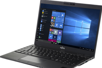 "Fujitsu 13.3"" LIFEBOOK U939 Multi-Touch Laptop 2019"