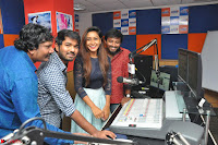 Shravya in skirt and tight top at Vana Villu Movie First Song launch at radio city 91.1 FM ~  Exclusive 125.JPG