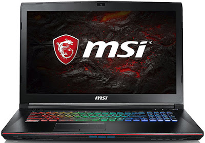 MSI GE72 7RE-608XES