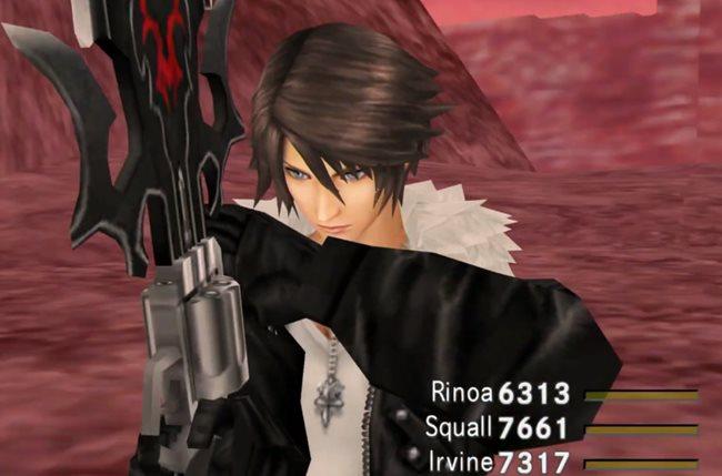 Final Fantasy 8 remaster news
