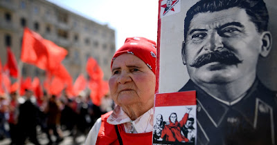 Celebrating Stalin on May Day (2017)