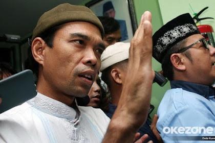 Sindir soal Pembatalan Haji. Begitu Ditanya Wartawan, UAS: Saya Tidak Paham Soal Itu