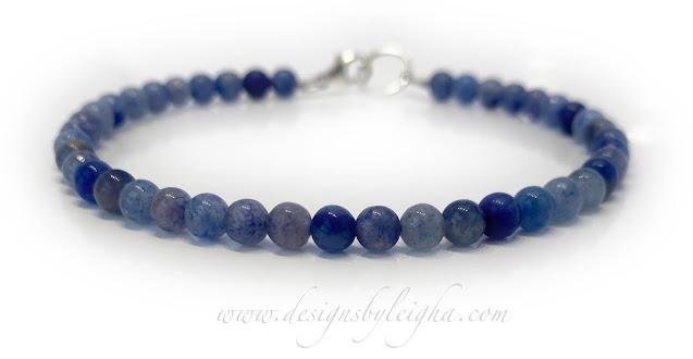 Blue Aventurine Prosperity - Leadership - Compassion - Empathy - Perseverance Heart Chakra