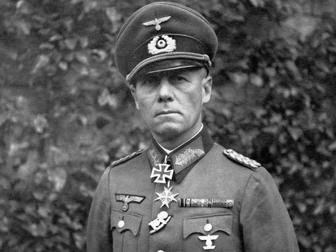 """Biography of Erwin Rommel """"The Desert Fox"""""""