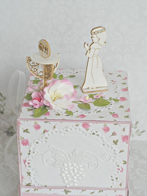 1731 – BOX dla dziewczynki