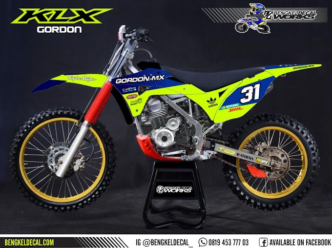 KLX GORDON MX
