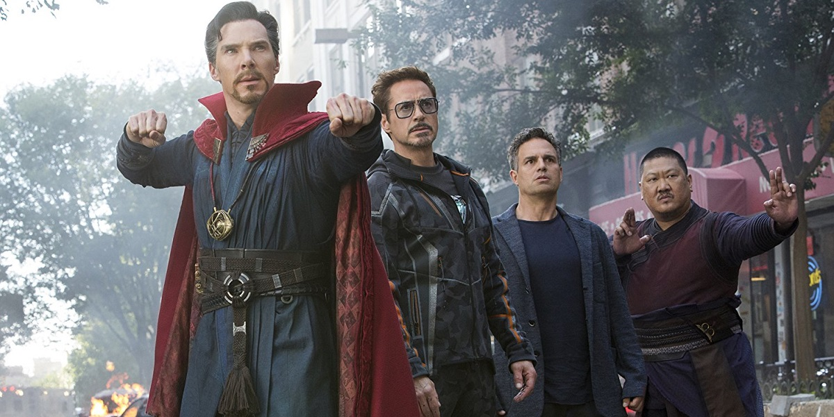 Descargar Avengers: Infinity War Español latino