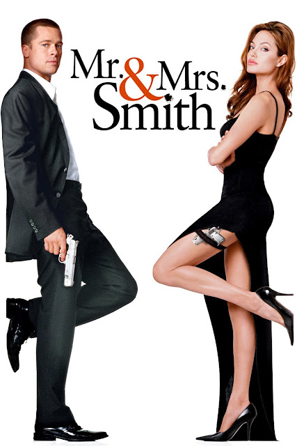 Mr. & Mrs. Smith (2005) BRRip ταινιες online seires oipeirates greek subs