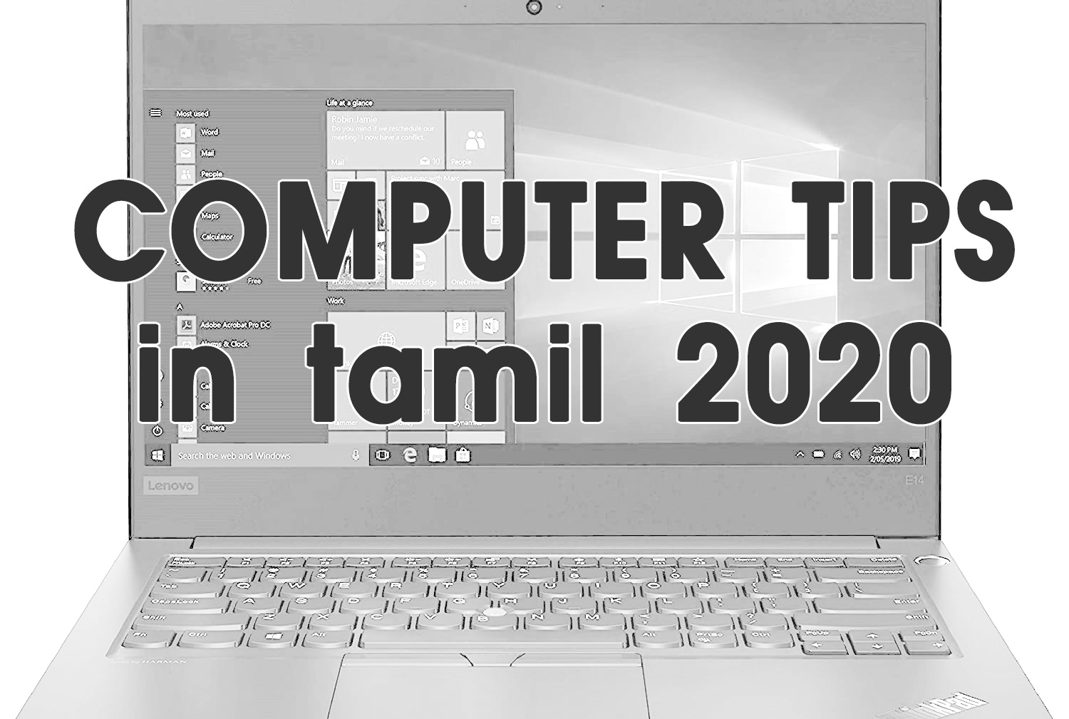 computer tips in tamil 2020