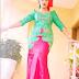 Beautiful Senagales Ladies Showing Their Rich Fashion Style Dress Photos