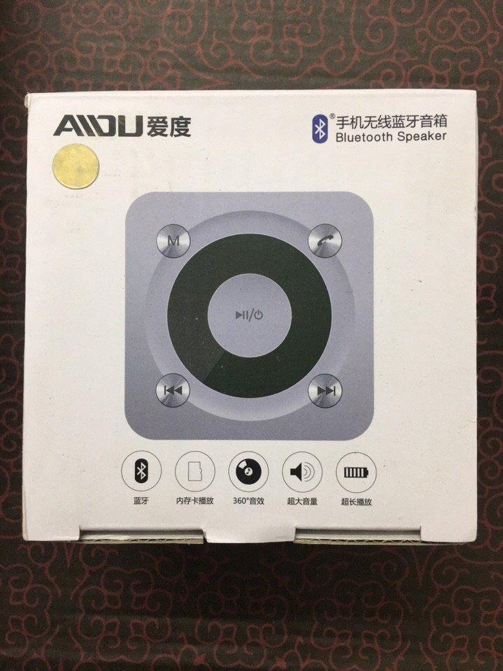8901b944099 300k  Loa bluetooth AIDU A9 chính hãng - Phụ kiện Tín Nhiệm