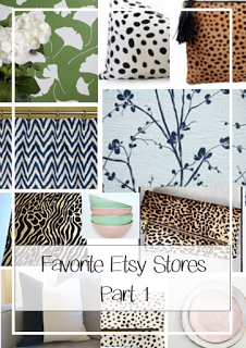 My favorites Etsy sellers for the best home decor