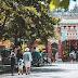 Du khách đến Đà Nẵng khám phá tại Phố Cổ Hội An