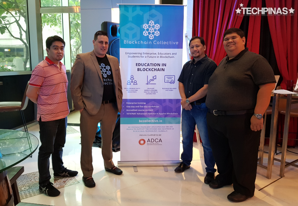 Blockchain Collective, Blockchain Seminar Philippines,