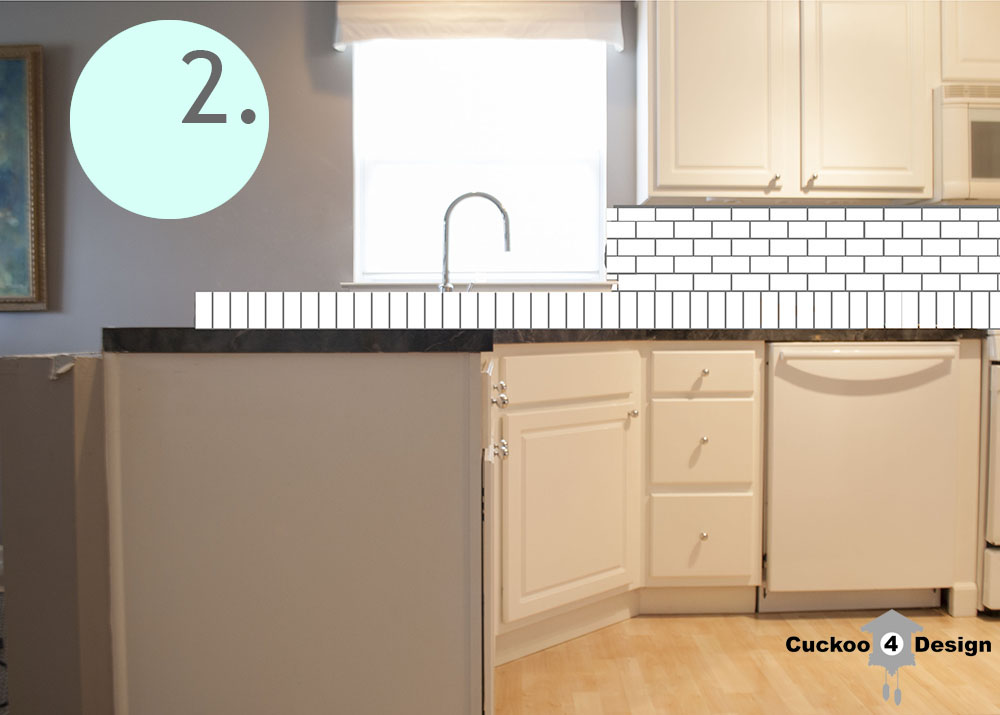 Backsplash Options