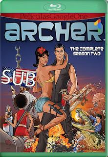 Archer [2011] Temporada 2 [1080p Web-Dl] [Ingles-Subtitulado] [HazroaH]