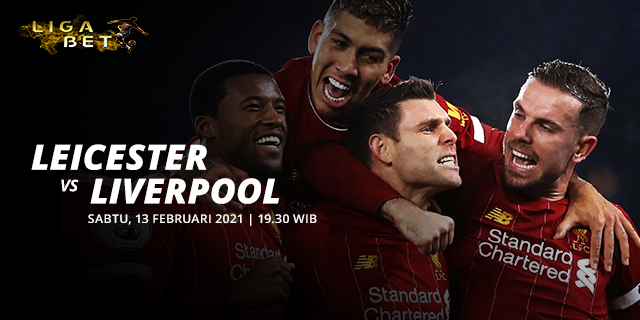 PREDIKSI PARLAY LEICESTER VS LIVERPOOL