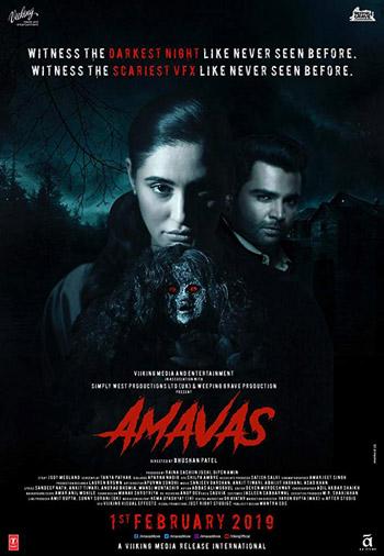 Amavas 2019 ORG Hindi Movie HDRip 720p 1.4GB DD5.1Ch