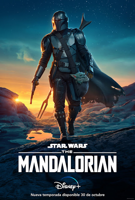 Cartel The Mandalorian Temporada 2