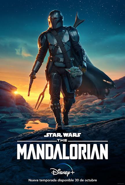 Cartel The Mandalorian Temporada 2