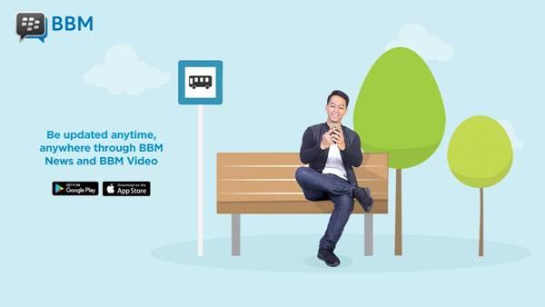 Fitur Keren Kekinian BBM BlackBerry Messenger