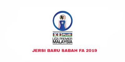 Gambar Rekaan dan Harga Jersi Baru Sabah FA 2019