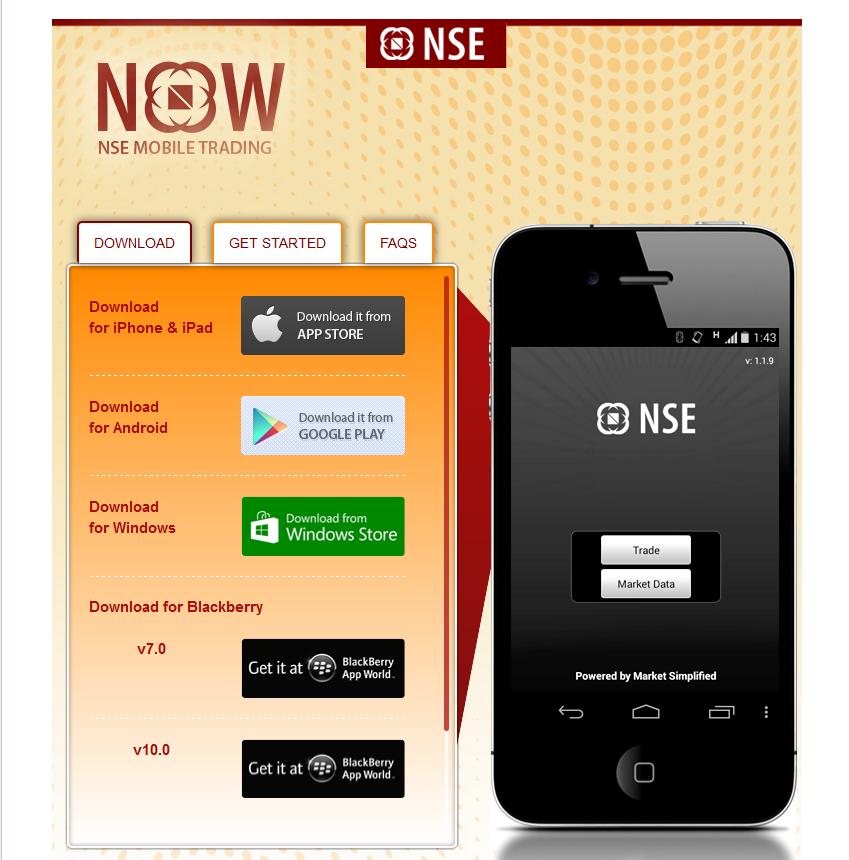 Option trading nse demo