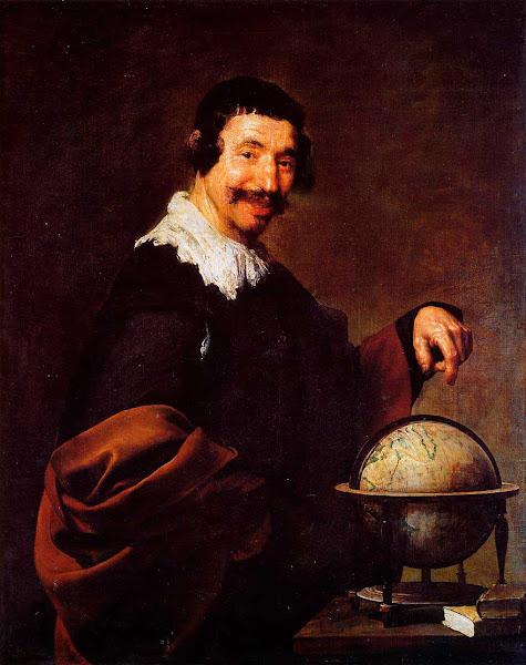 Диего Веласкес - Демокрит (1629)