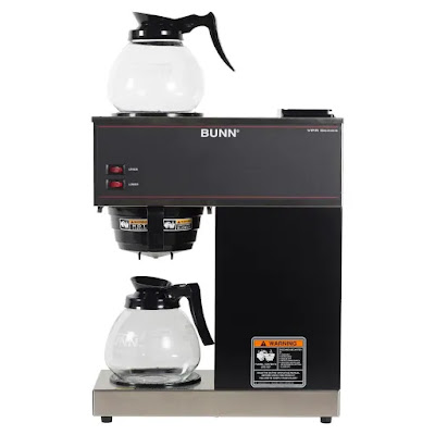 Bunn VPR-2GD 12-Cup Pour-Over Commercial Brewer