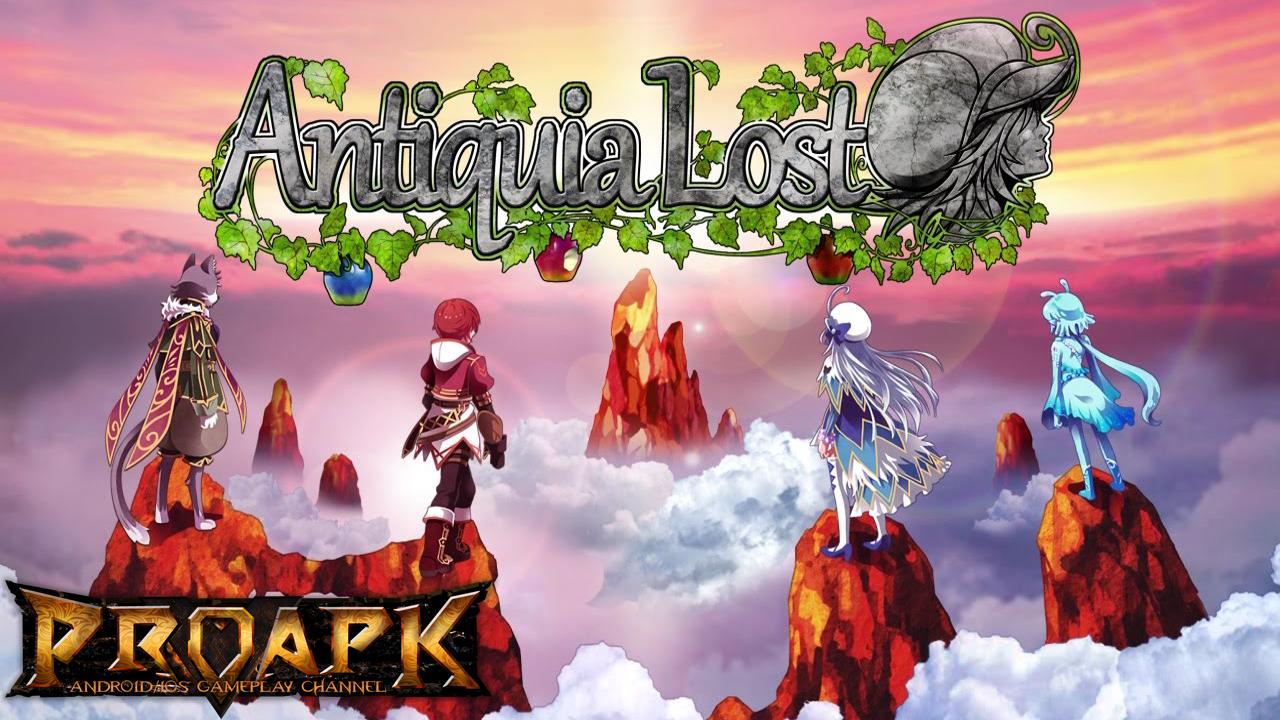 RPG Antiquia Lost