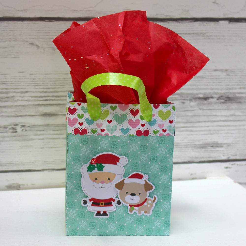 Doodlebug ~ SANTA EXPRESS ~ Glitter Sprinkles ~ Christmas Assortment
