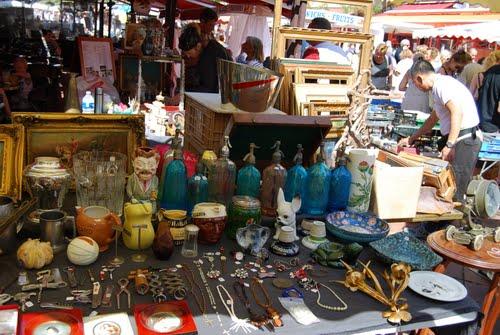 Passione vintage mercatini delle pulci gennaio 2014 for Mercatino usato mobili milano