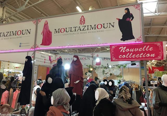 Le Rassemblement des Frères Musulmans au Bourget, le plus grand rassemblement islamiste d'Europe