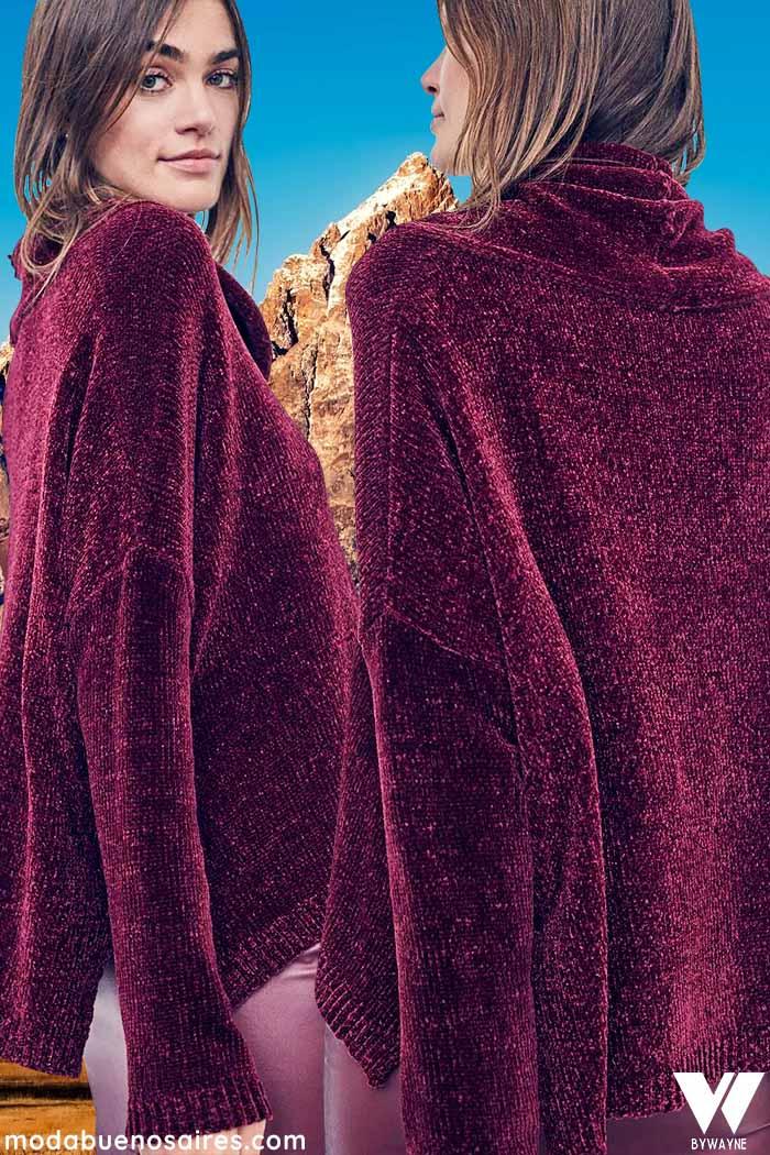 Sweaters 2021 moda ropa de mujer invierno 2021