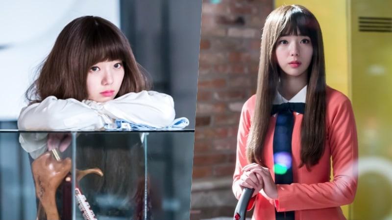 Profil Lengkap Chae Soo-Bin dalam Film I Am Not a Robot
