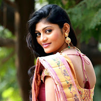 desi hot sexy Sowmya telugu model hot photos in saree